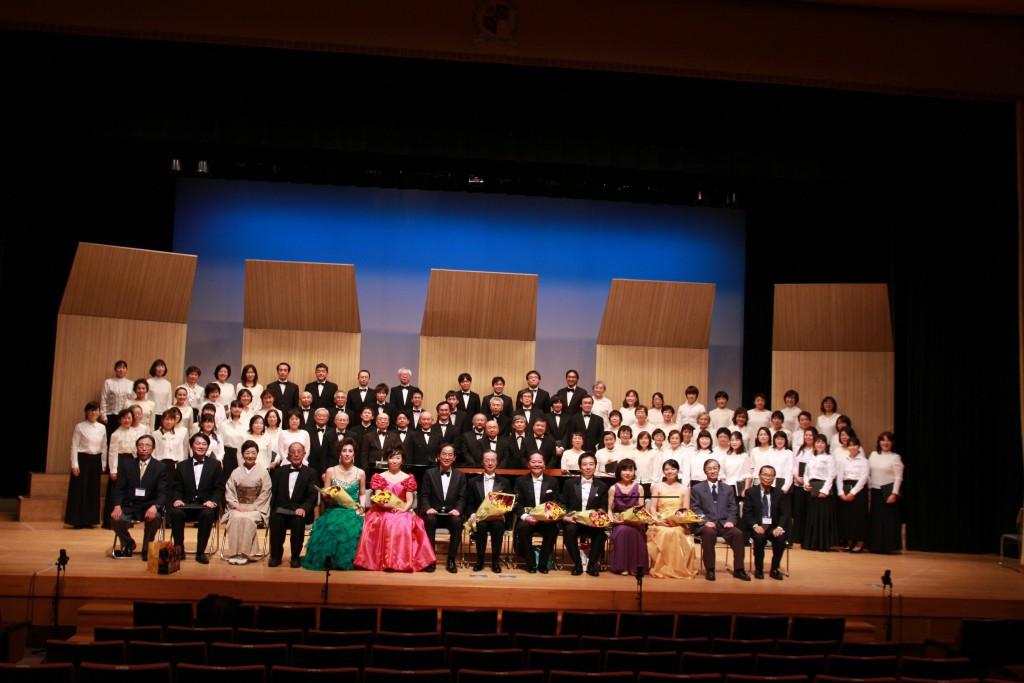 第22回ふくしま「第九」の会コンサート2016参加報告